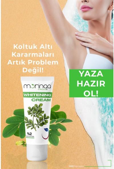 Moringa White Cream Cilt Beyazlatıcı Krem - Formulated By Korea