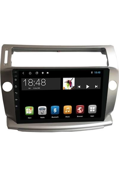 Mixtech Citroen C4 9 Inç Android Navigasyon ve Multimedya Sistemi