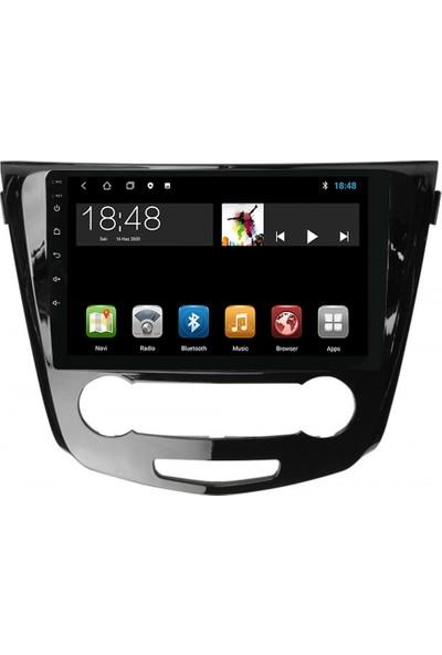 Mixtech Nissan Qasqai X-Trail 10.1 Inç Android Navigasyon ve Multimedya Sistemi