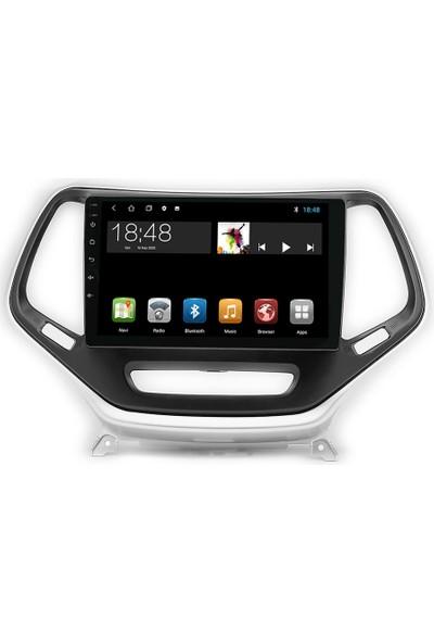 Mixtech Jeep Cherokee 9 Inç Android Navigasyon ve Multimedya Sistemi