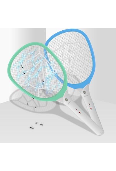 Nishlove Raket Elektrikli Sinek Böcek Öldürücü