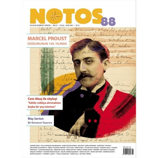 Notos 88 Marcel Proust