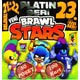 Brawl Stars Oyun Kartı 21. 22. 23. Seri - 50 Poşet - 100 Kart