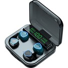 Shopfocus M22 Gerçek Kablosuz Stereo Kulaklık 2 Adet Bir Arada (Yurt Dışından)