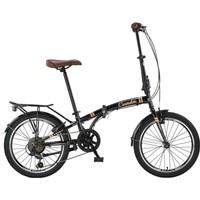 """Ümit Bisiklet Ümit 2034 Cunda 6s 20"""" 6 Vites Katlanır Bisiklet"""