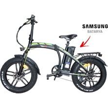 Rks Rk3 Pro Elektrikli Bisiklet - Siyah