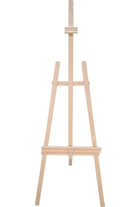 Art Liva Ayaklı Çam Şövale Stüdyo Tipi 175 cm