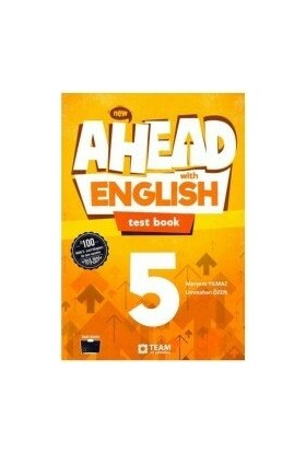 Ahead Books Ahead With English 5 Test Book