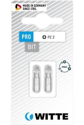 Witte Pro Phıllıps 1 1/4 Inch X25MM Yıldız Matkap Ucu