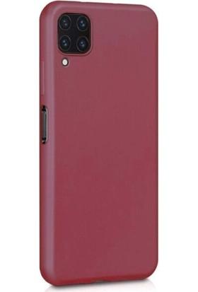 Teleplus Samsung Galaxy M32 4g Kılıf Lüks Mat Silikon Bodro + Nano Ekran Koruyucu