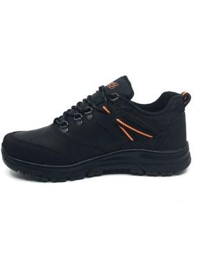 Dakırs Erkek Günlük Rahat Outdoor Kışlık Spor Trekking Ayakkabı 40-44 41 Siyah