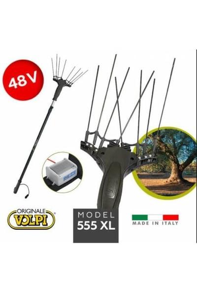 Volpi 555XL Akülü Zeytin Hasat Makinası