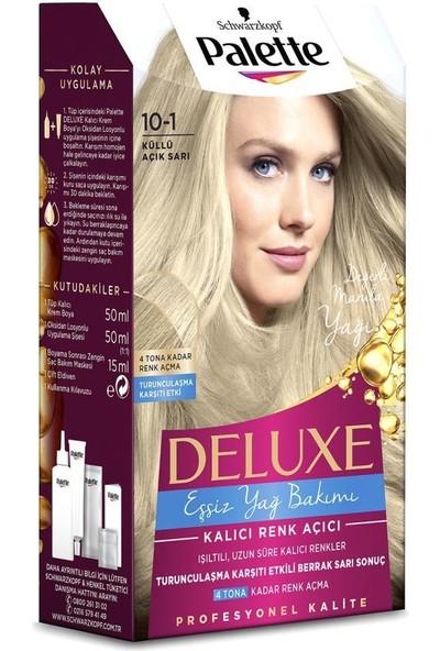 Palette Deluxe 10-1 KÜLLÜ AÇIK SARI