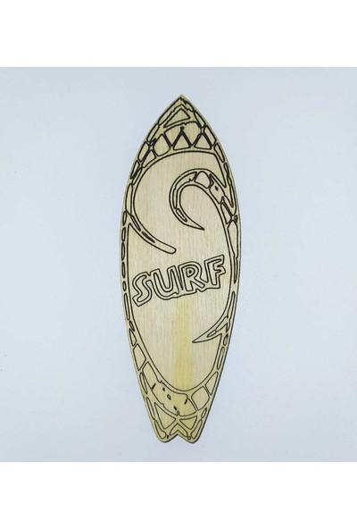 Woodie Finger Wind Surfboard-Parmak Sörfü-Sörf