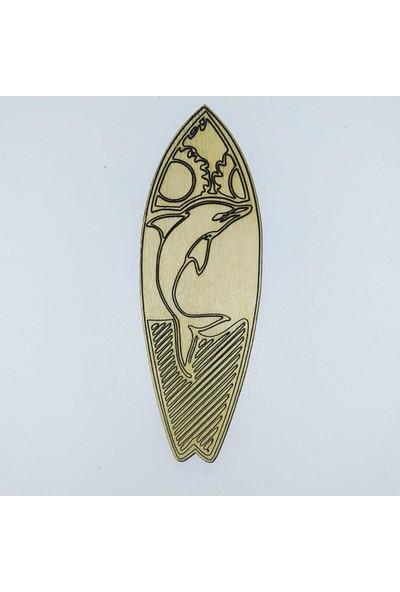 Woodie Finger Wind Surfboard-Parmak Sörfü-Dolphin