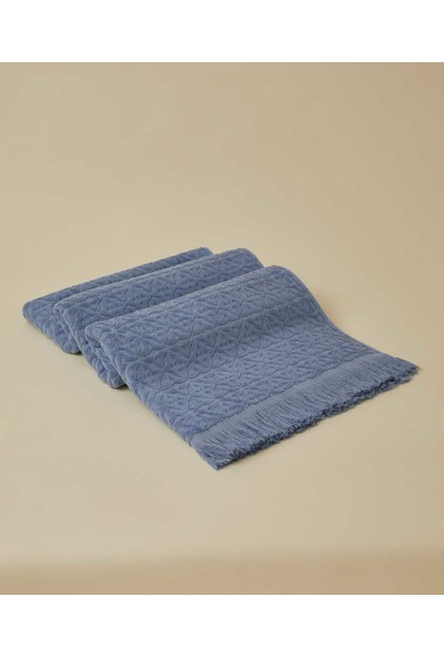 Maisonette Helix Havlu 30 x 50 cm Mavi