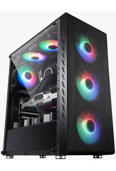 GAMER365 G365161 AMD Ryzen 5 5600X 16GB 1TB + 250GB SSD GT730 Freedos Masaüstü Bilgisayar
