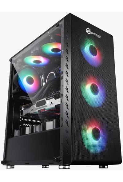 GAMER365 G365155 AMD Ryzen 5 3500X 16GB 1TB + 250GB SSD GT730 Freedos Masaüstü Bilgisayar