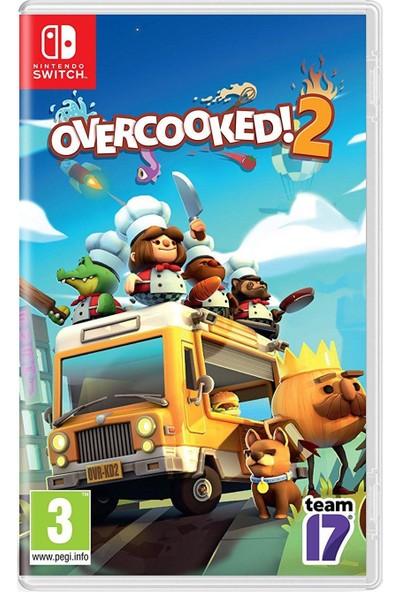 Overcooked 2 Nintendo Switch Oyun