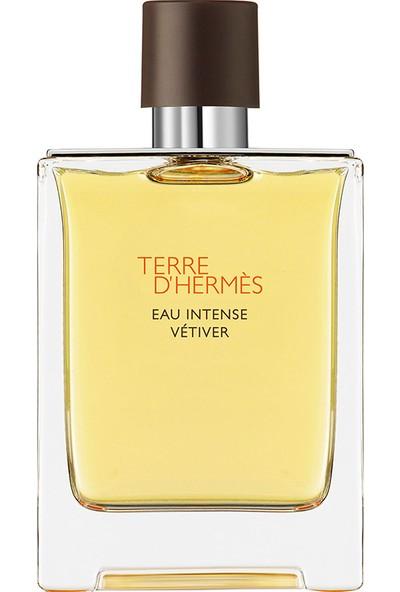Hermes Terre D'hermes Eau Intense Vetiver Edp 100ML Erkek Parfümü