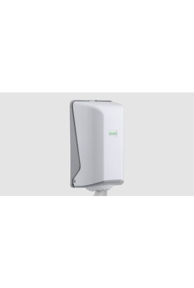 Vialli Sg1 Mini Centerfeed Içten Çekmeli Kağıt Havlu Dispenseri Beyaz