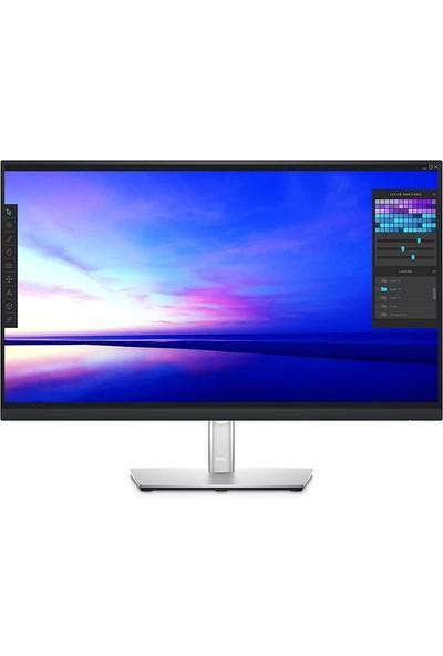 "Dell P2721Q 27"" 60Hz 8ms (Hdmı+Display+Type-C) 4K IPS LED Monitör"