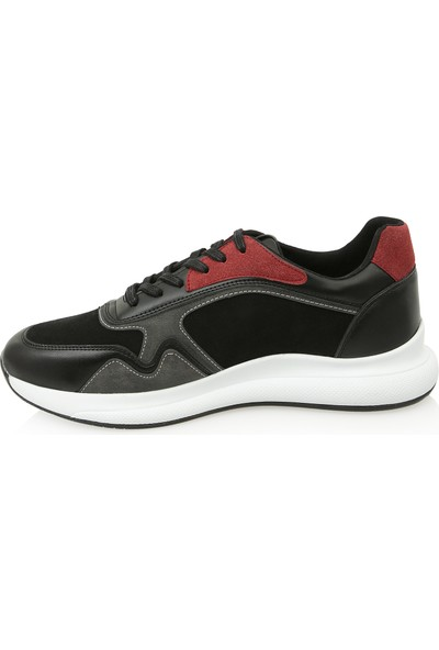 Hotiç Sport 02AYH219380A100 Siyah Erkek Ayakkabı