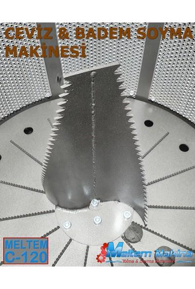 Meltem 120 Lt 60 kg 1,5 Hp Sabit 95 D/d Ceviz Badem Soyma