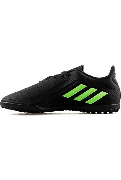 Adidas Deportivo Tf Erkek Halı Saha Ayakkabısı Q46490 Siyah