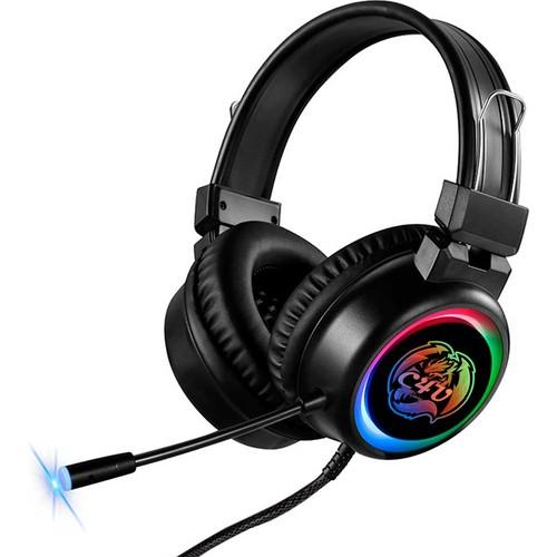 C4U Dragon 3.5mm RGB Stereo Oyuncu Kulaklık+Mikrofon