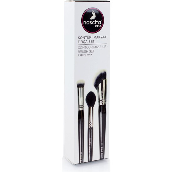 Nascita Kontür Makyaj Fırça Seti - 50