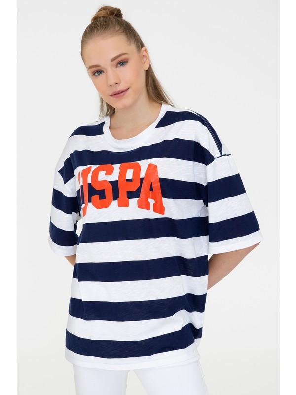 U.S. Polo Assn. Lacivert T-Shirt 50240281-VR033
