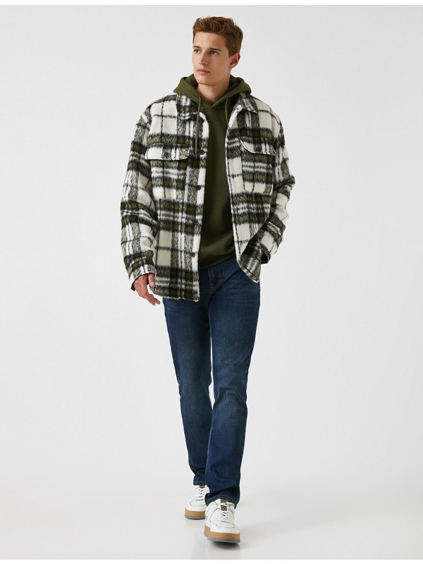 Koton Mark Straight Fit Jean Pantolon