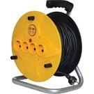 Ssm Makaralı Ara Kablo Plastik Yerli 3X1,5X50 mt