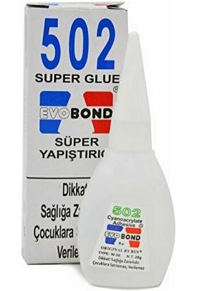 Evobond 502 Japon Yapıştırıcı (1 Adet)