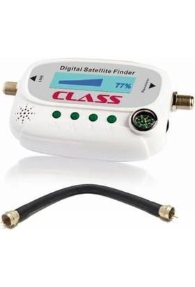 Class Acr 120 Class Digital Uydu Bulucu Pusulalı , Class ACR-120 Dijital Uydu Yönü Bulucu Pusulalı LCD Li