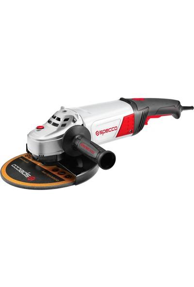 SP-5025 2200 W 230 mm Büyük Taşlama