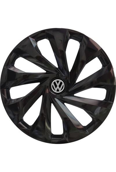 Kadiroğlu Volkswagen Caddy 15'' Inç Uyumlu Jant Kapağı 4 Adet 1 Takım 1002 Kırılmaz