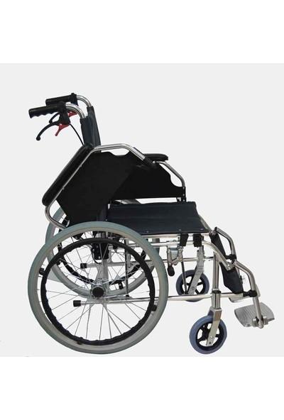 Golfi G605 Alüminyum (10.8 Kg) Tekerlekli Sandalye
