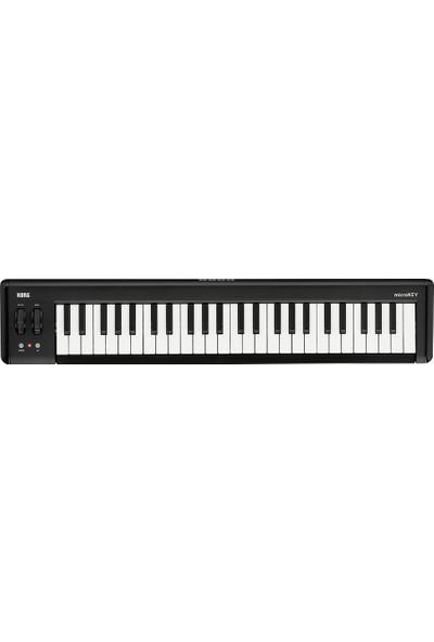 Korg Microkey2-49 49 Tuşlu Kompakt USB Midi Klavye (Yurt Dışından)