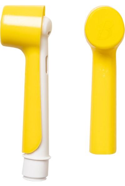 Oral-B Şarjlı ve Pilli Diş Fırçaları Için Uyumlu Renkli 4 Kapak