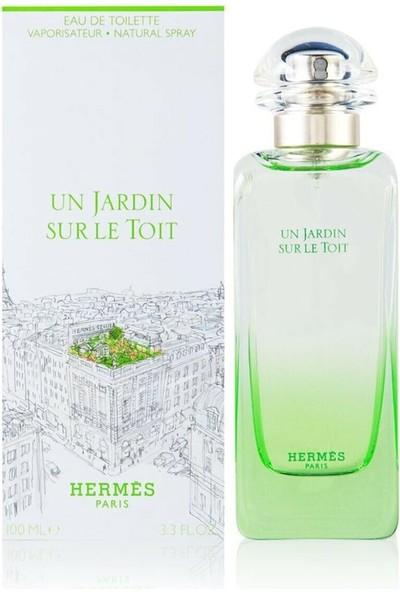 Hermes Un Jardin Sur Le Toit EDT 100 ml Kadın Parfüm