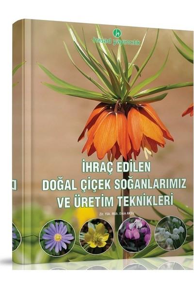 Hasad Ihraç Edilen Doğal Çiçek Soğanlarımız ve Üretim Teknikleri Kitabı