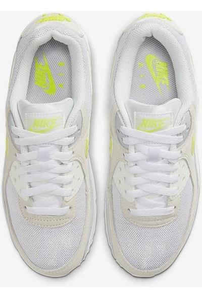 Nike Air Max 90 CW2650-100 Kadın Spor Ayakkabısı