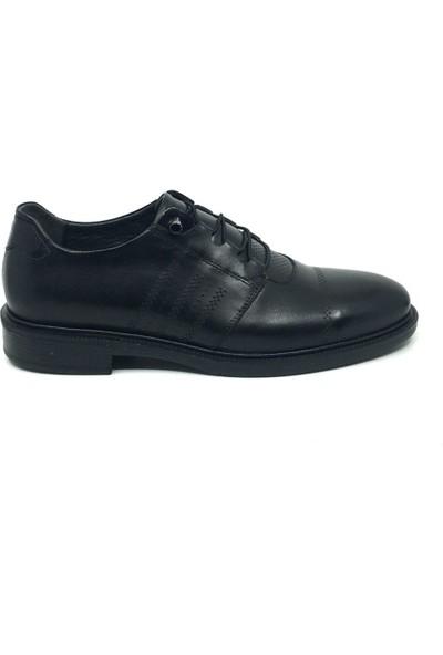 Üçlü Içi Dışı Deri Erkek Kışlık Günlük Rahat Klasik Ayakkabı 40-44