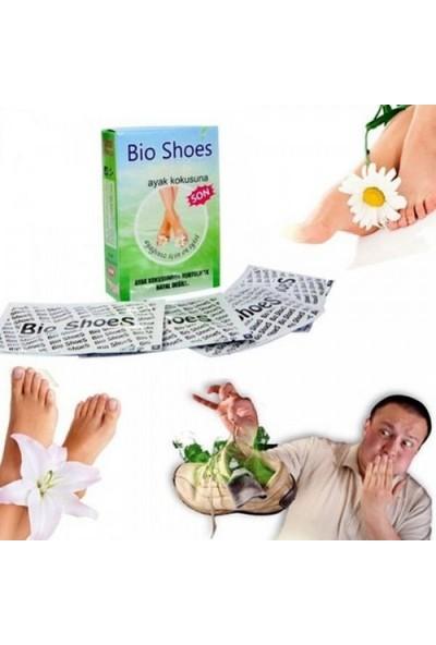 Bio Shoes Ayak Kokusu Önleyici Toz Ayakkabı Ter Koku Giderici 1 Kutu 4 Paket Bulunmaktadır.