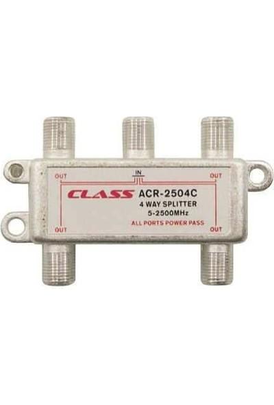 Class ACR-2504C 1/4 Splitter