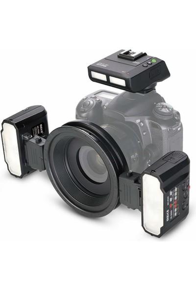 Meike MK-MT24IIC Macro Twin Light Flaş (Canon)