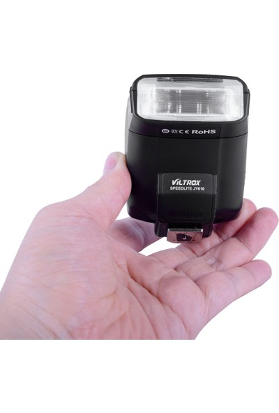 Viltrox JY610 Speedlite Canon , Nikon , Sony , Olympus Flash Flaş