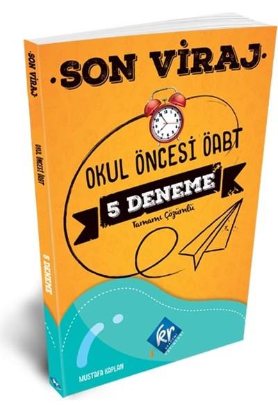Kr Akademi Öabt Okul Öncesi Öğretmenliği Son Viraj Çözümlü 5 Deneme Kr Akademi Yayınları